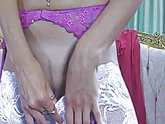 Porn: Bejba, Nogavice, Solo