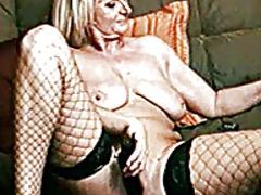 Porno: Milf, Küps, Webcam, Masturbeerimine