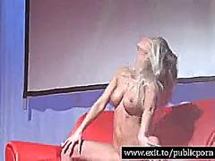 Порно: На Публіці, Вечірки, Піхва, Дільдо