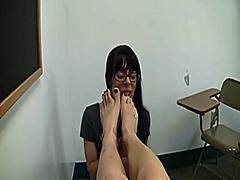 פורנו: לסביות, פטיש כפות רגליים, פטיש כפות רגליים, פטיש