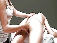 Porno: Belleses, Massatge, Lèsbic