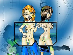 جنس: كرتون, كرتون يابانى, رسوم متحركة