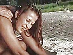 Порно: Втрьох, Проникнення, Пляж, На Публіці