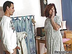 Porno: Yaşlı, Qoca Nənə, Real, Yaşlı