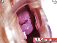 جنس: طبيبات, مهبل, كساس, فتشية