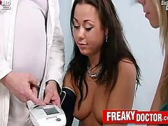 Porno: U Lekára, Vagíny, Pošvy, Fetiš