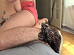 Porr: Lesbisk, Hårig
