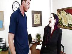 Порно: Пірсинг, Офіс, Член, Сексуальні Матусі