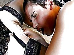 Porno: Grupinis, Gotų Porno, Lesbietės