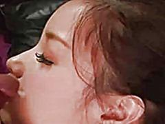 פורנו: יפניות, גמירה המונית, גמירה על הפנים, גמירות