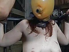Pornići: Ekstremno, Devojka, Ponižavanje, Vezivanje