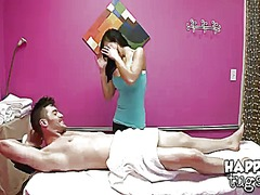 Porno: Massage, Grosses Bites