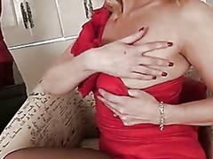 Porno: Yaşlı, Masturbasya