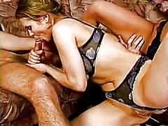 Porno: Swinger, Bisexuale, Swinger, Në Grupë