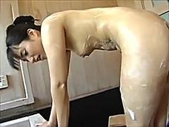 Porno: Oraal, Jongedame
