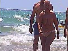 Porno: Milf, Në Plazh, Kamera Fshehur, Në Kamerë