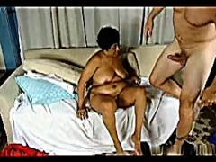 Porno: Vanaema