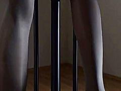 ポルノ: トイ, フェティッシュ, 女性オナニー, パンスト