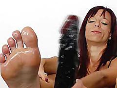 Porno: Solo, Fetish Me Këmbë, Fetish Me Këmbë, Masazhë