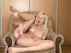 Porno: Blondinės, Solo, Masturbacija