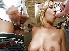 Порно: Втрьох, Порнозірки