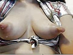 Porno: Döşlər, Döş Giləsi