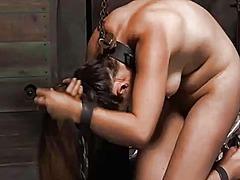 Porn: Ekstremno, Punca, Ponižanje, Zvezan