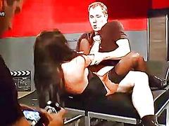 Porno: Ejakulēšana Sejā, Ejakulācijas Tuvplāns